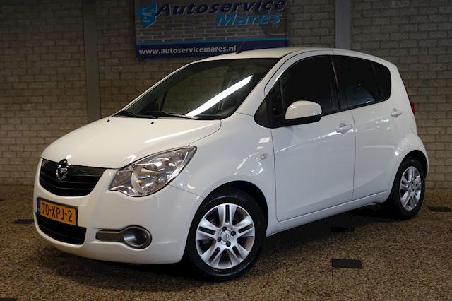 Opel Agila 1.0 Edition, NL auto,  Airco, toerenteller, electra pakket, 15 inch LM