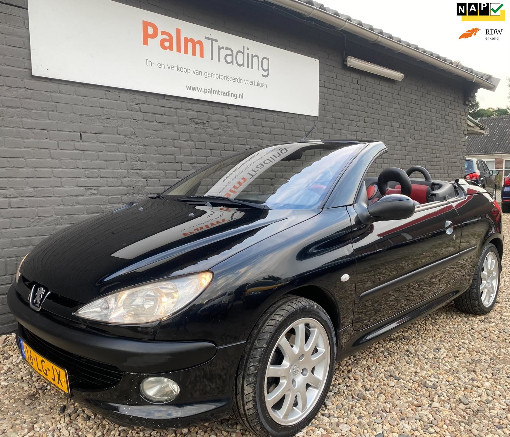 Peugeot 206 CC occasion - Palm Trading