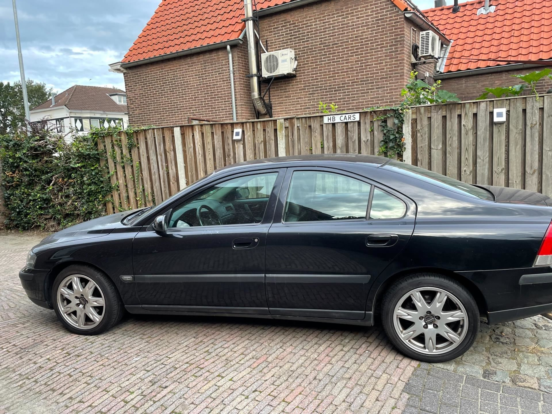 Volvo S60 occasion - HB Cars