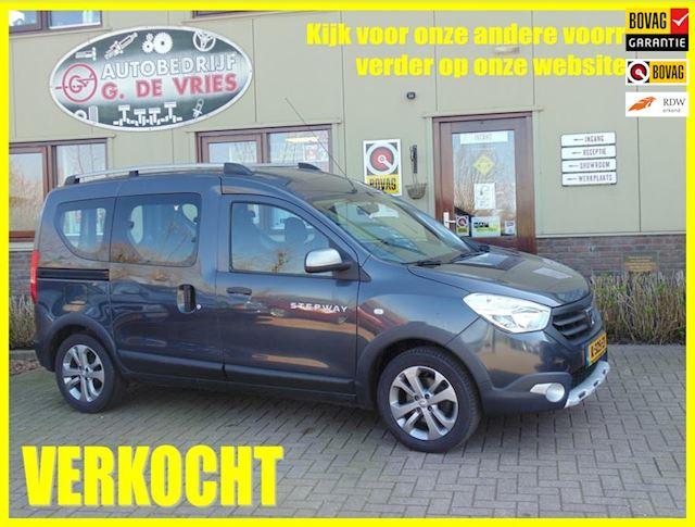 Dacia Dokker occasion - Autobedrijf Gerrit de Vries
