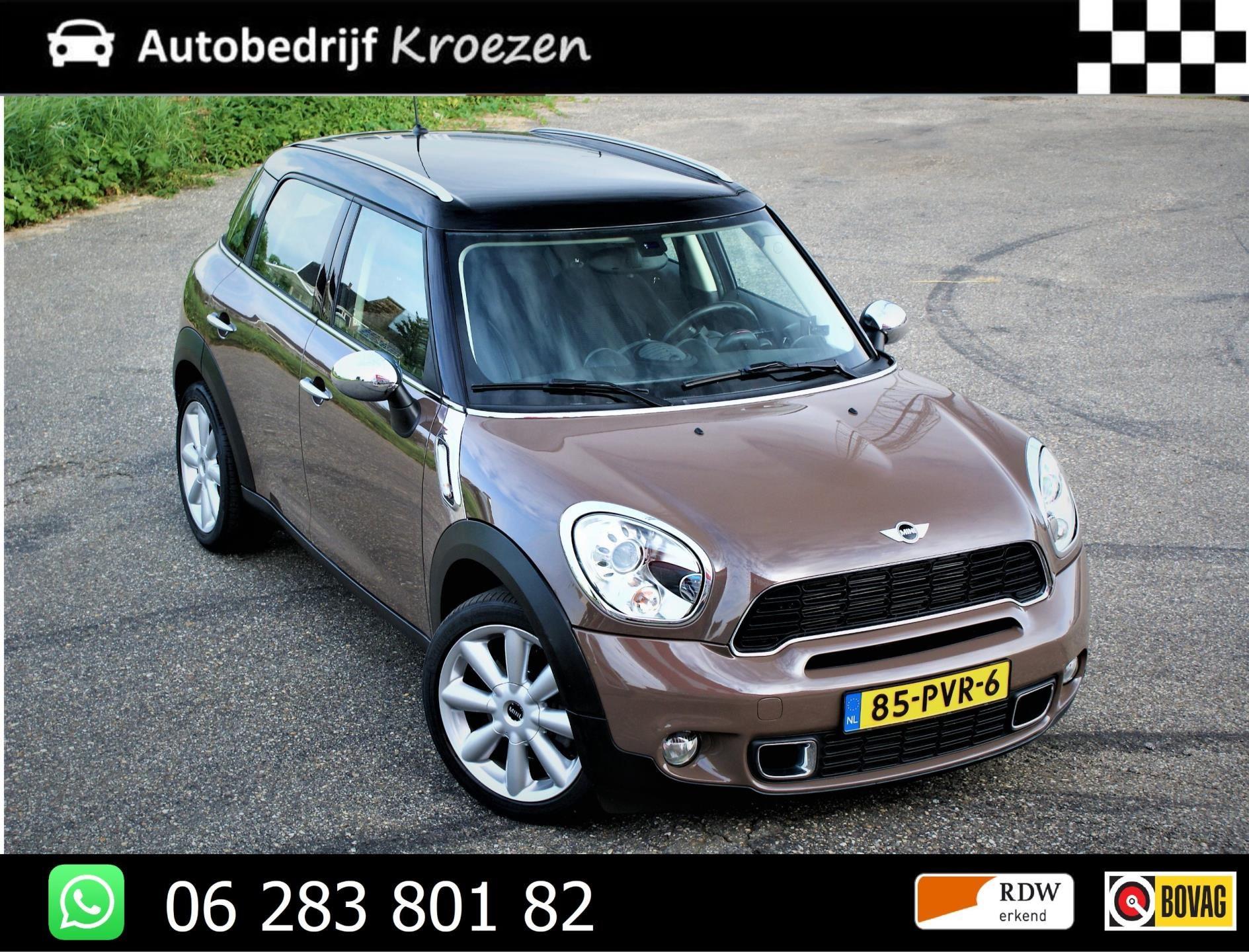 Mini Mini Countryman occasion - Autobedrijf Kroezen