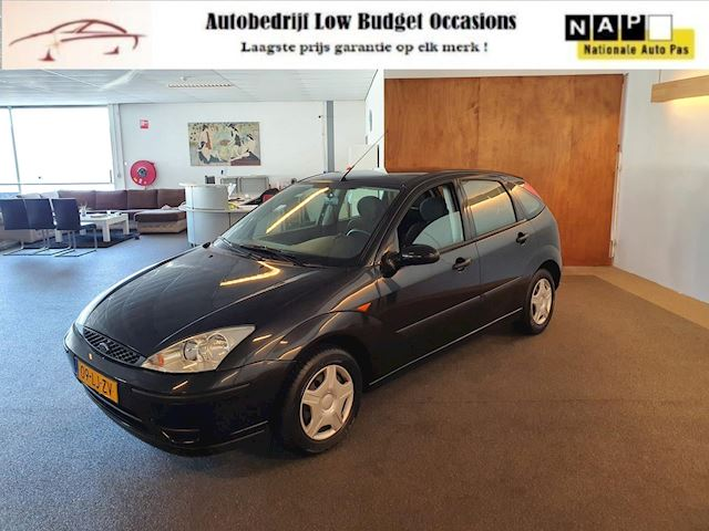 Ford Focus 1.6-16V Cool Edition,Apk Nieuw,Airco,E-Ramen,N.A.P,Trekhaak,5Deurs,Topstaat!!