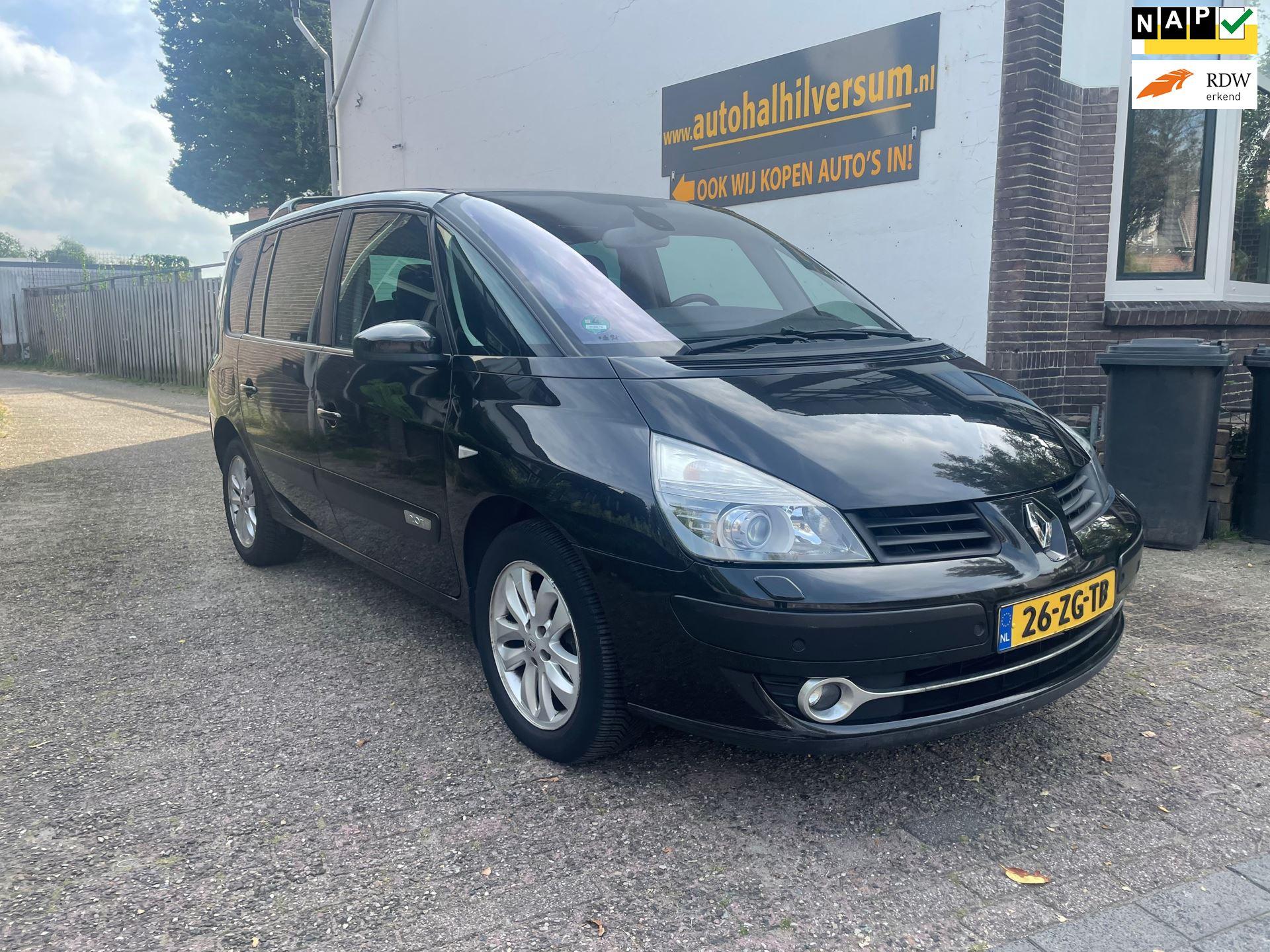 Renault Espace occasion - Autohal Hilversum
