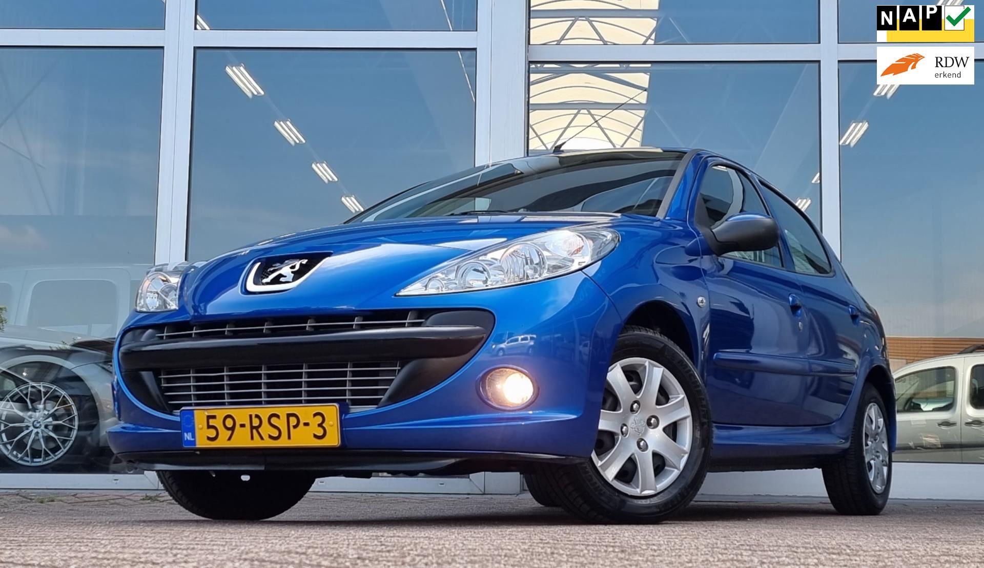 Peugeot 206  occasion - van den Boog Automotive