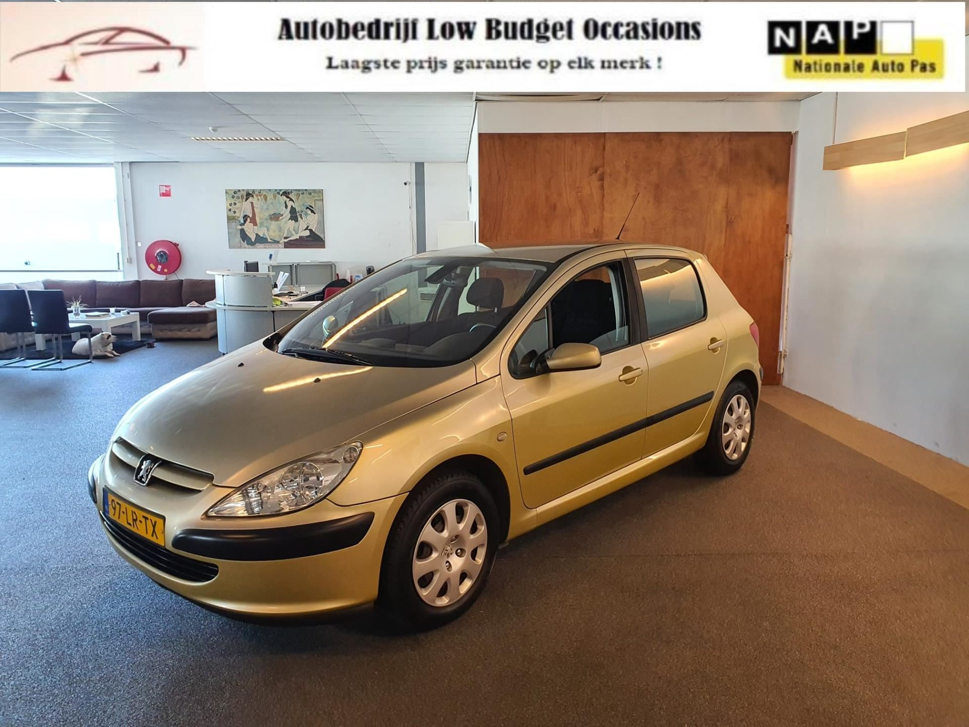 Peugeot 307 occasion - Low Budget Occasions
