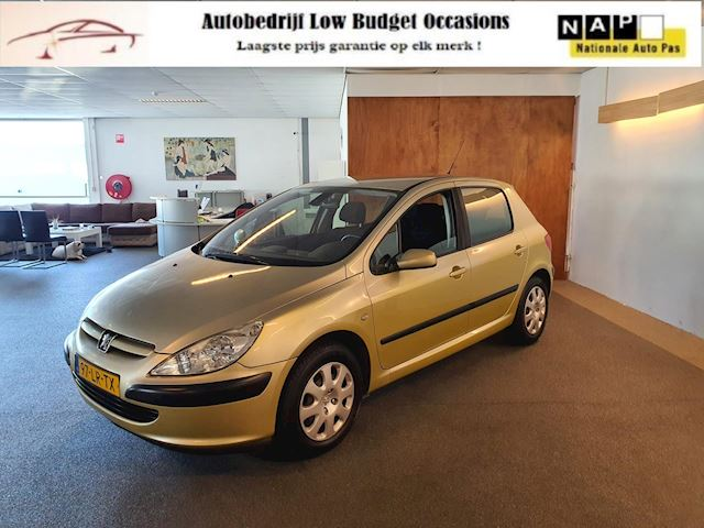 Peugeot 307 1.6-16V XS,Apk Nieuw,2e eigenaar,Cruise control,Airco,E-Ramen,N.A.P,5Deurs,Topstaat!!