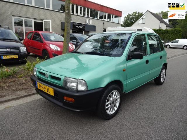 Suzuki Alto occasion - Corvers Auto's