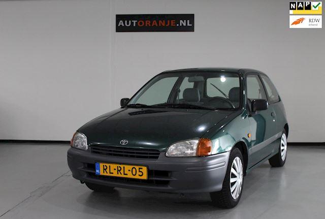 Toyota Starlet 1.3-16V, Stuurbek, APK, NAP!!