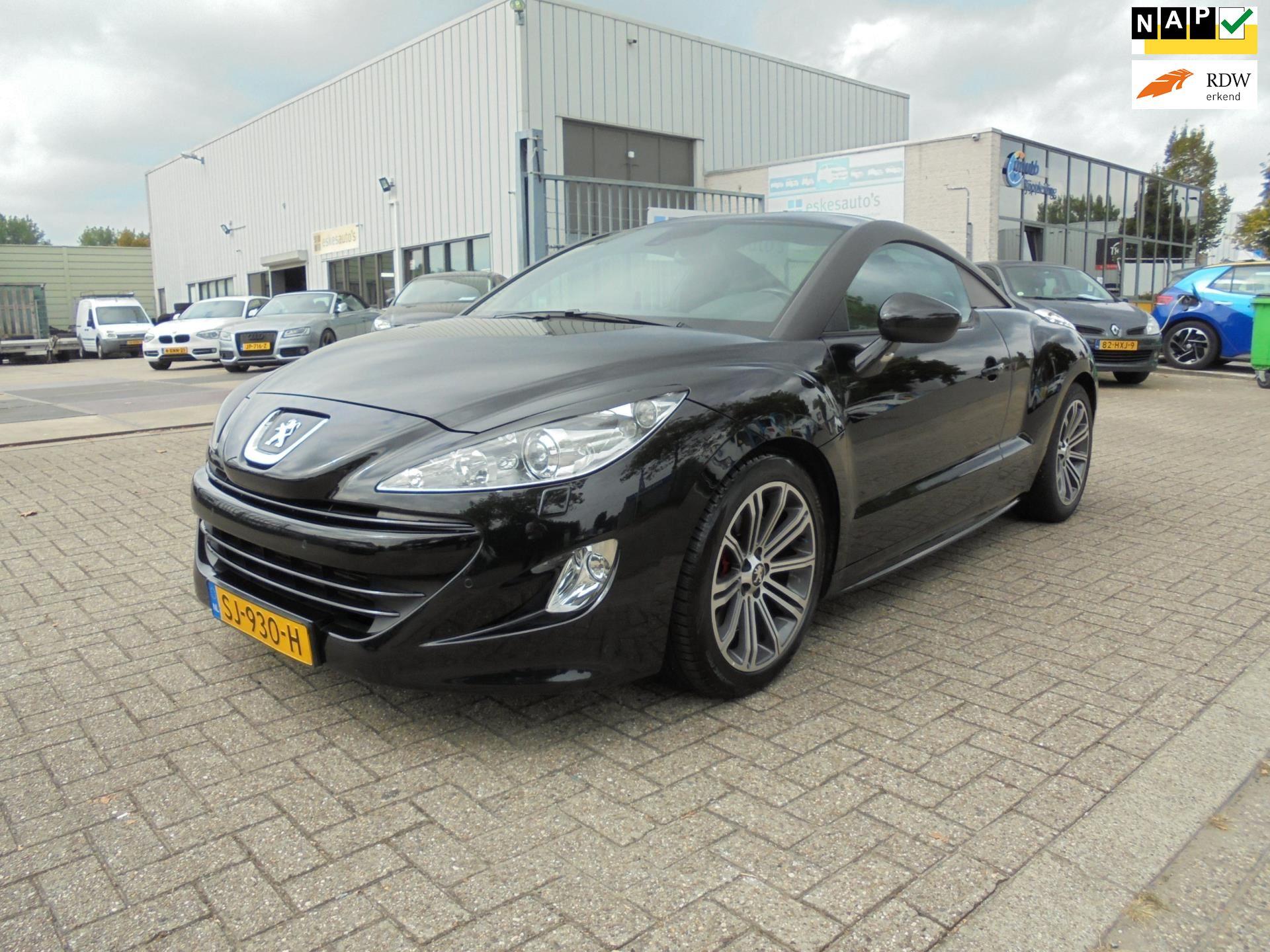 Peugeot RCZ occasion - Eskes Auto's