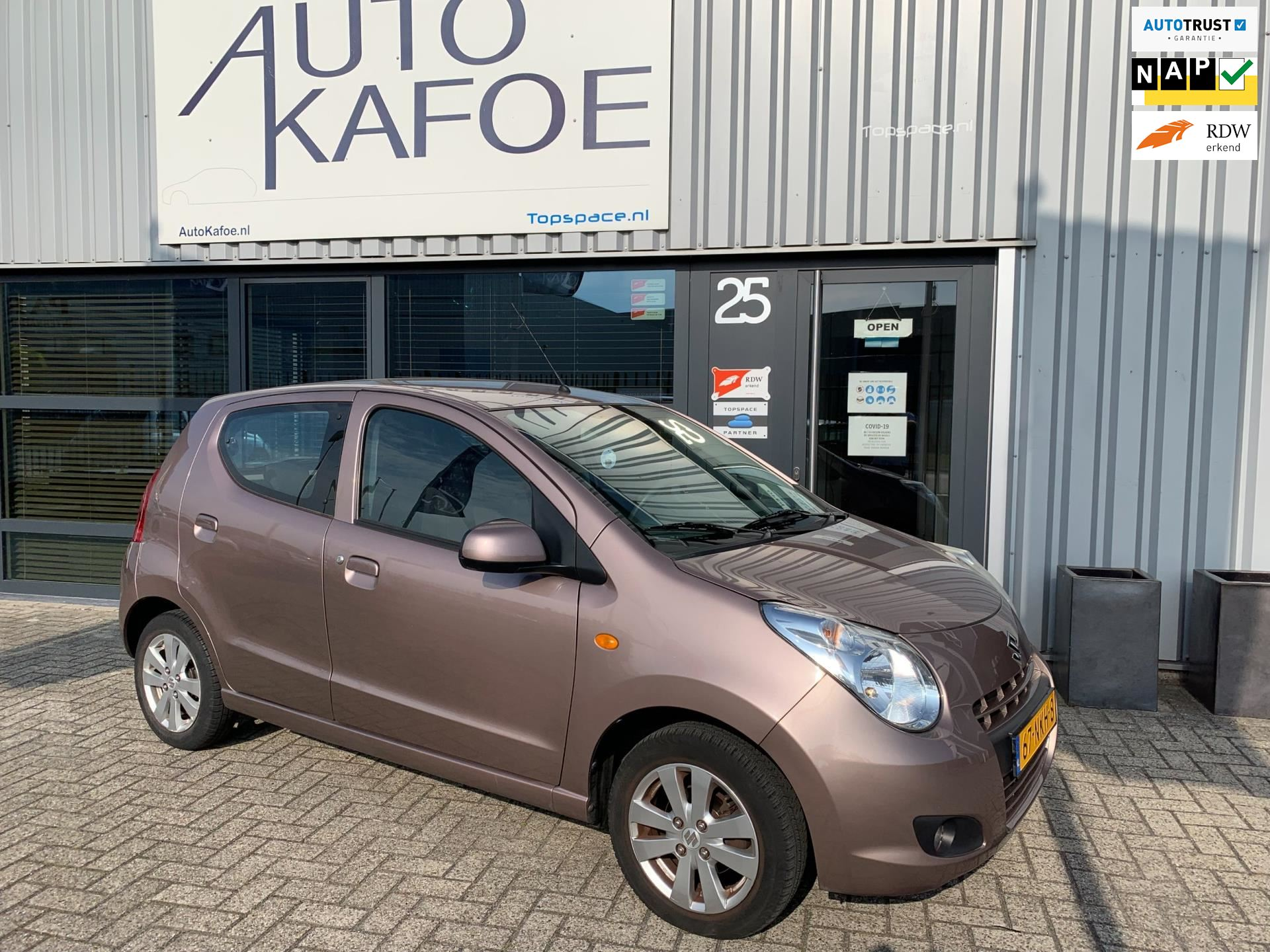 Suzuki Alto occasion - AutoKafoe v.o.f.