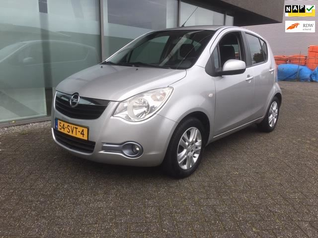 Opel Agila occasion - LVG Handelsonderneming