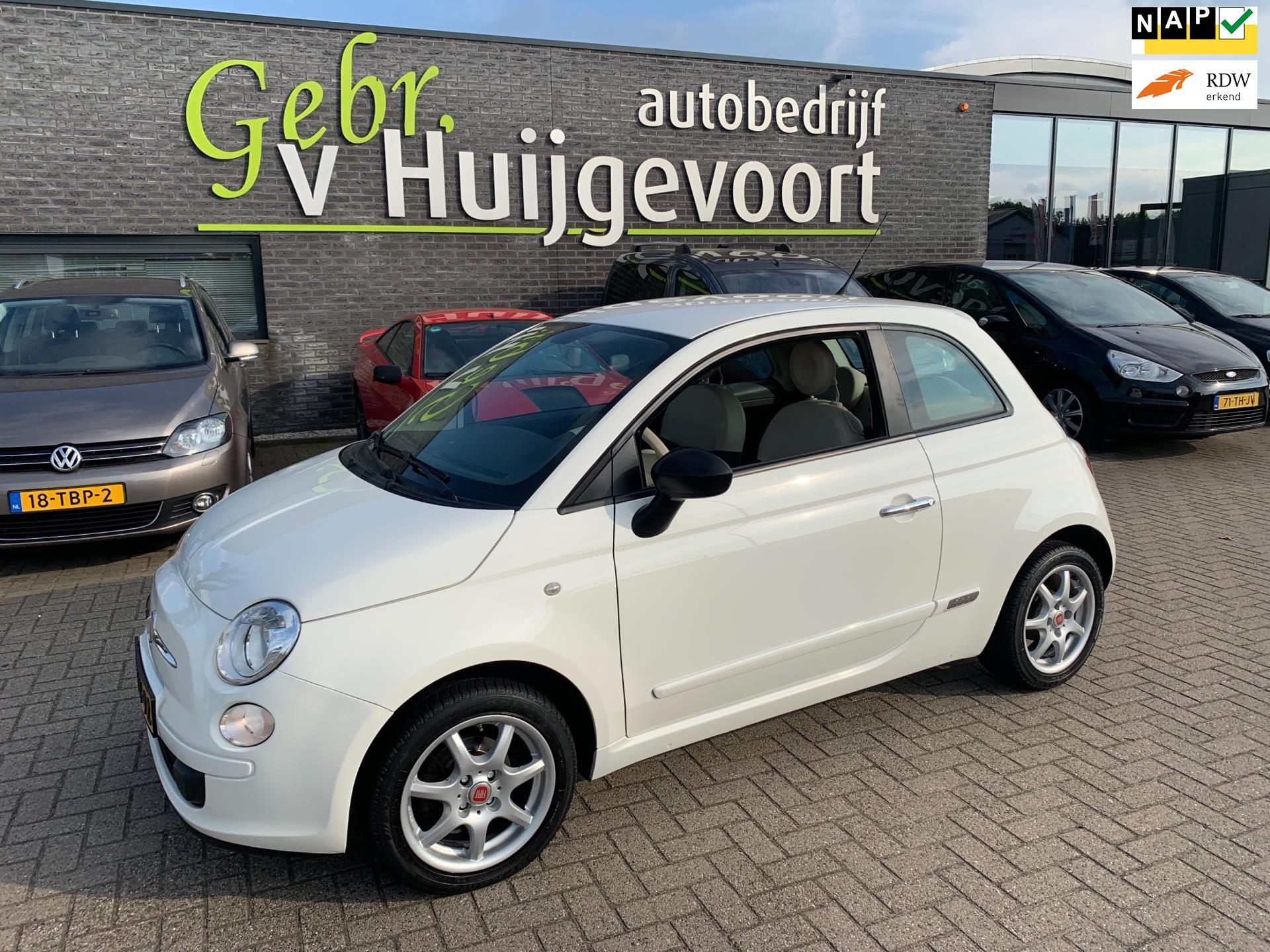 Fiat 500 occasion - Autobedrijf van Huijgevoort