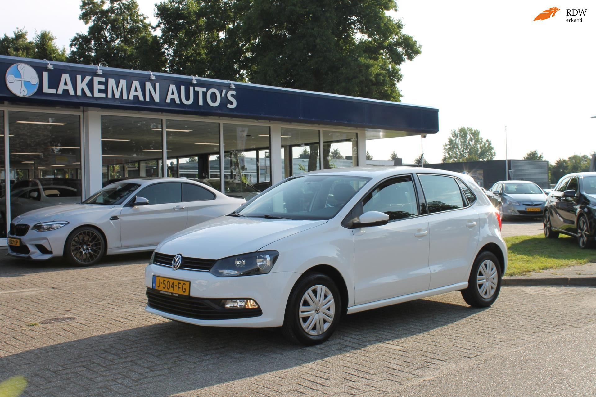 Volkswagen Polo occasion - Lakeman auto's Almere B.V.