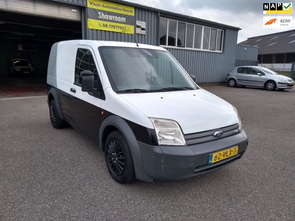 Ford Transit Connect occasion - Visser Automotive Heerle