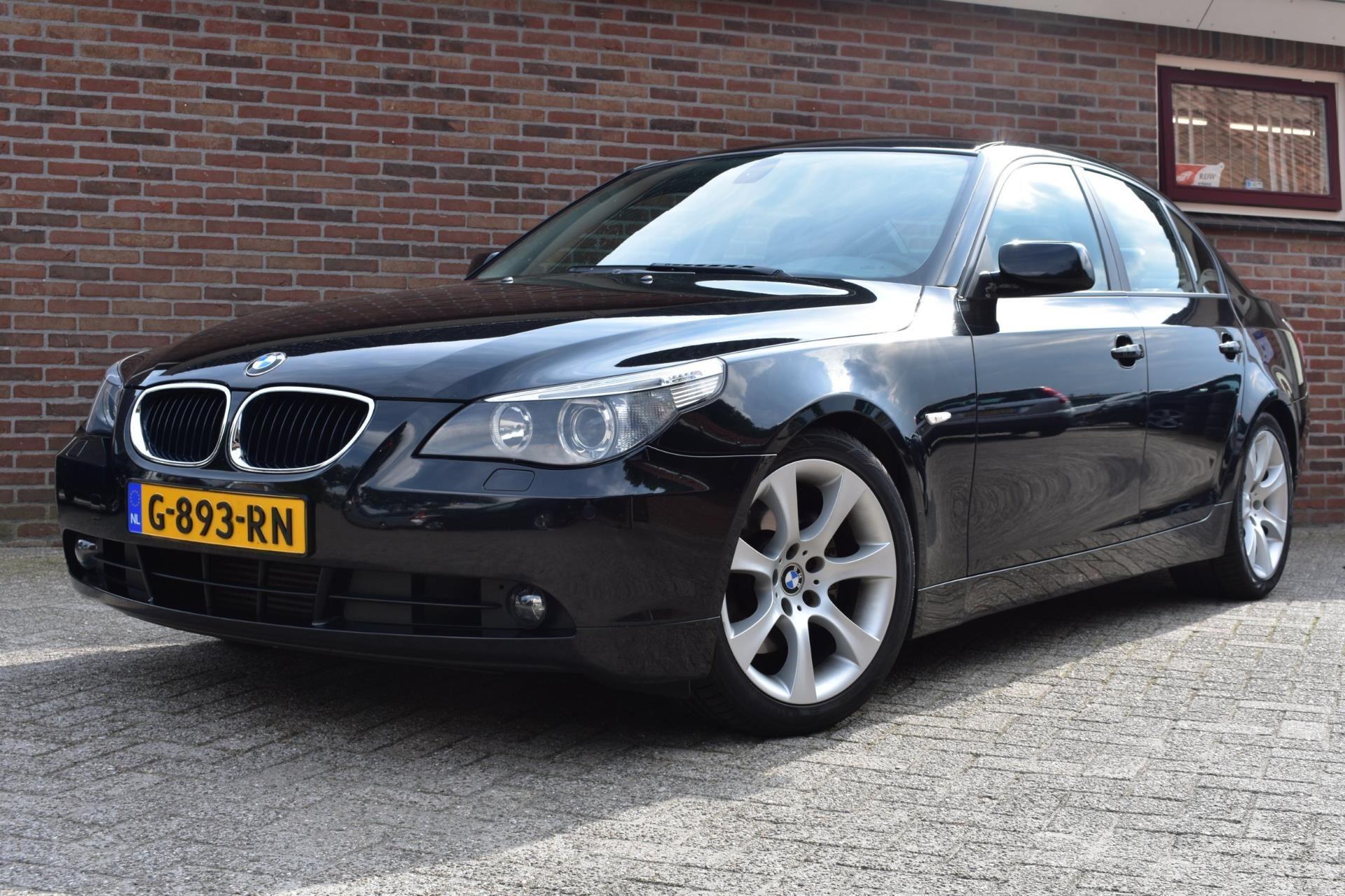 BMW 5-serie occasion - Autobedrijf Prins