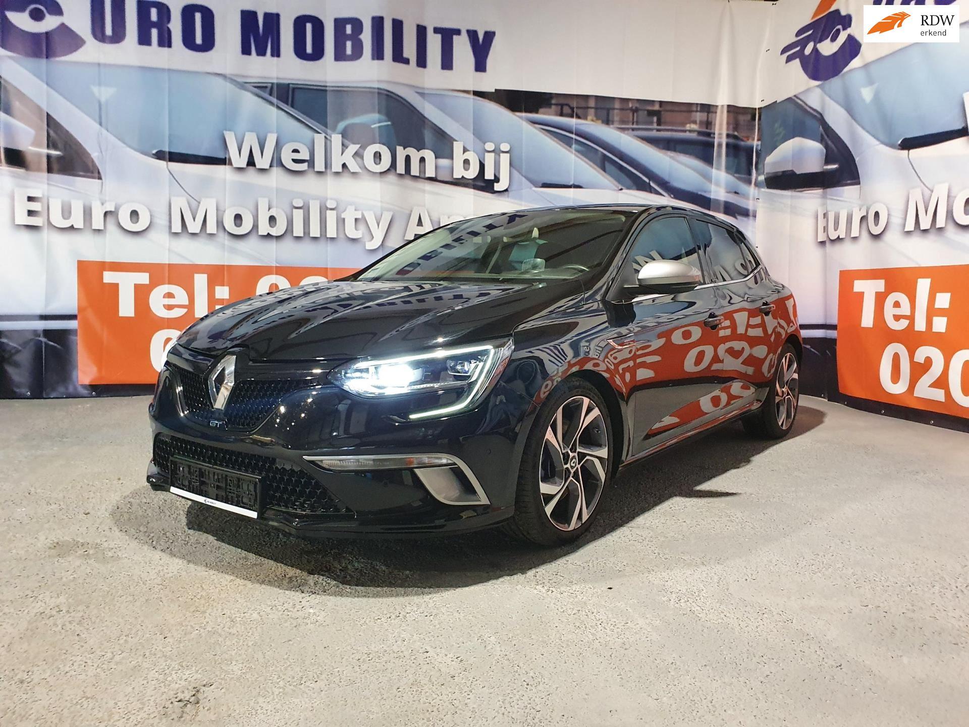 Renault Mégane occasion - Euro Mobility Amstelveen