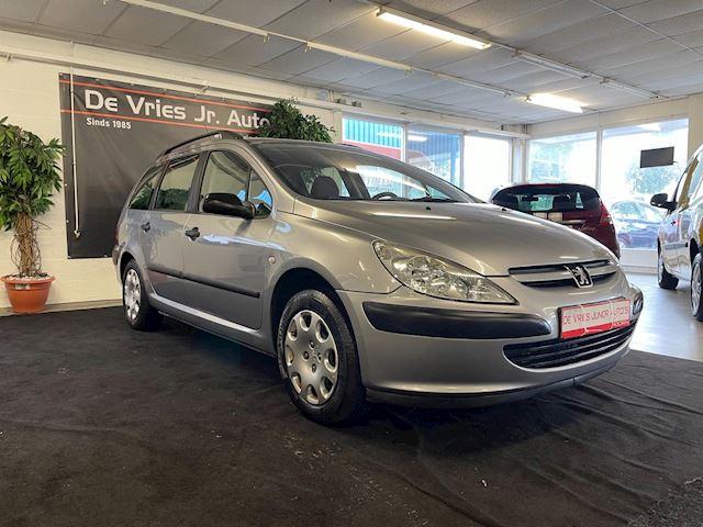 Peugeot 307 Break 1.4 XR. trekhaak, 2 sleutels en NAP aanwezig!
