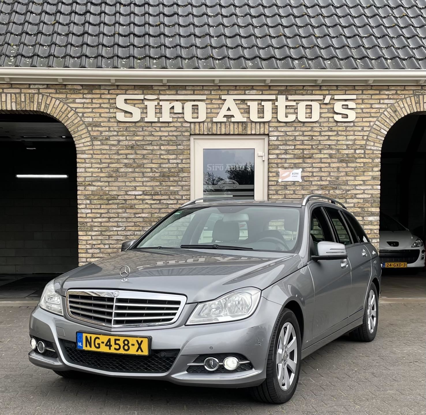 Mercedes-Benz C-klasse Estate occasion - Siro Auto's