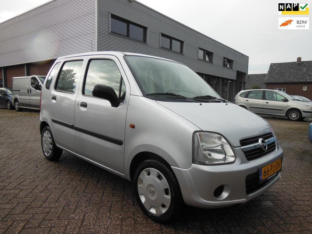 Opel Agila occasion - Autobedrijf Grashoek