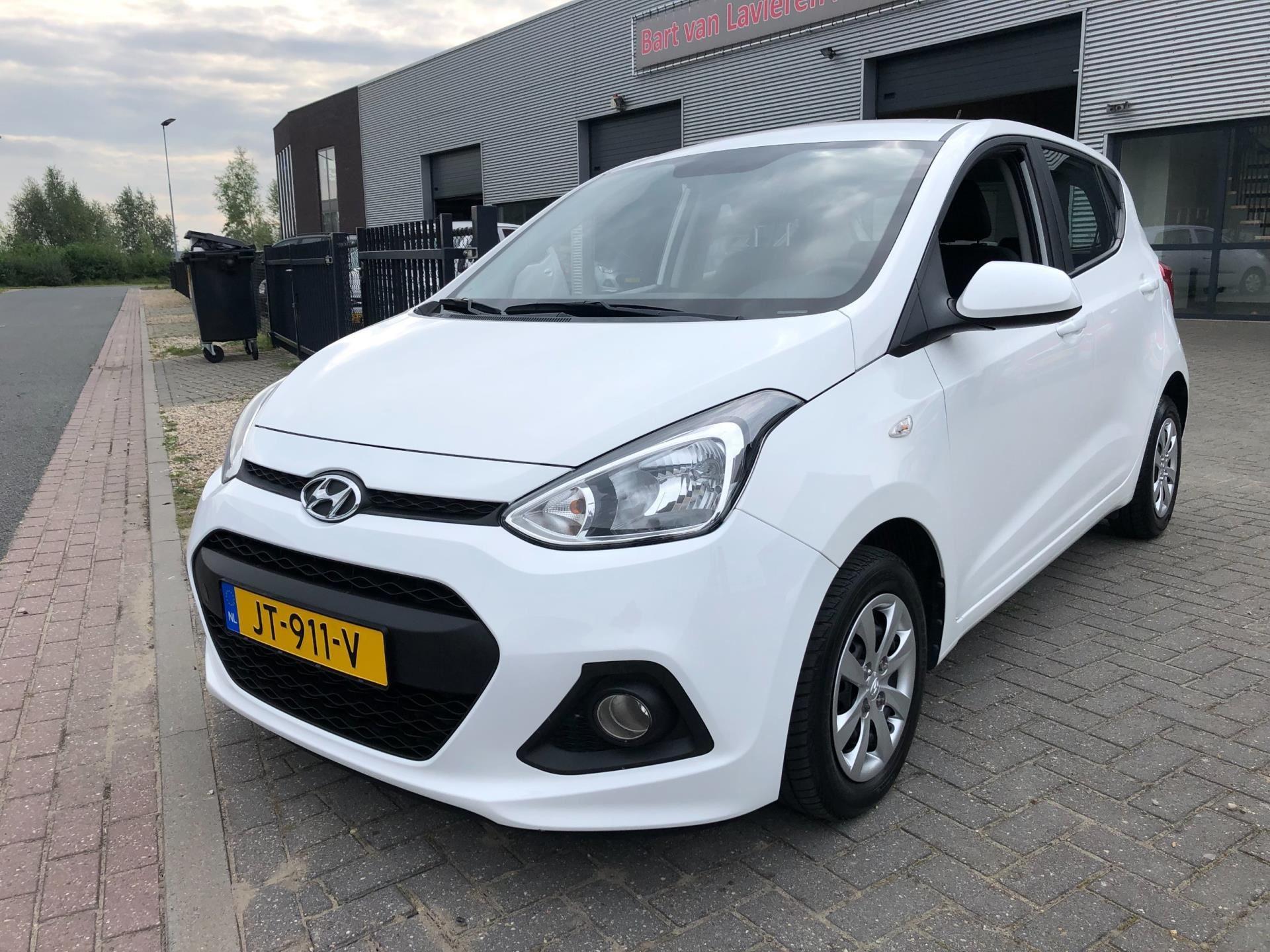 Hyundai I10 occasion - Bart van Lavieren Auto's