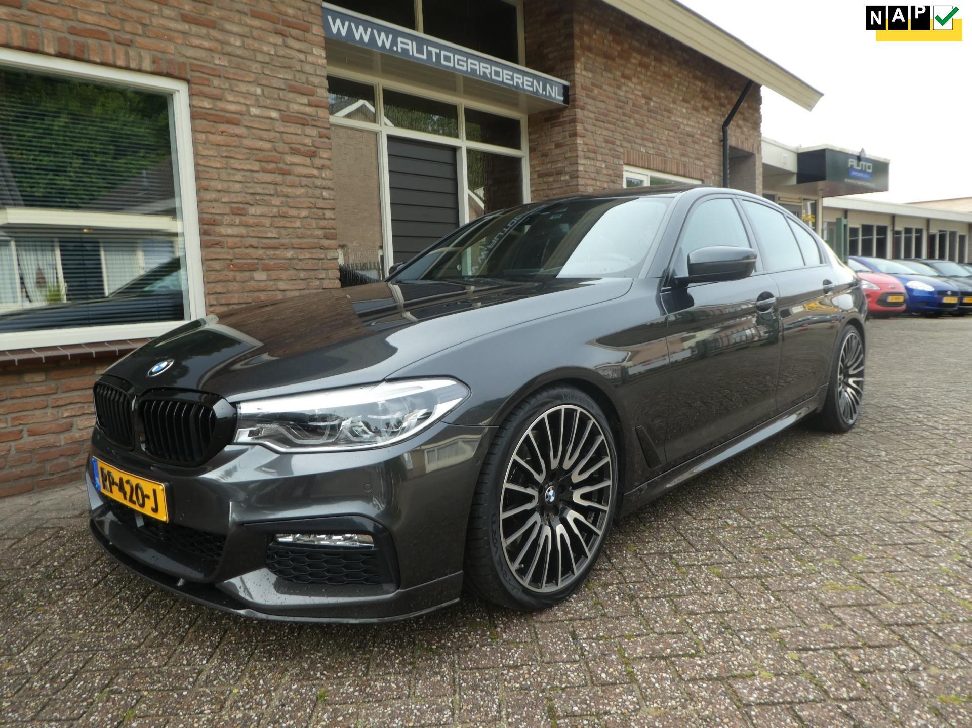BMW 5-serie occasion - Auto Garderen