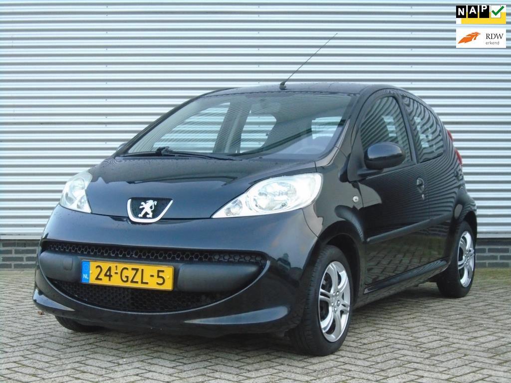 Peugeot 107 occasion - Zijderveld Auto's