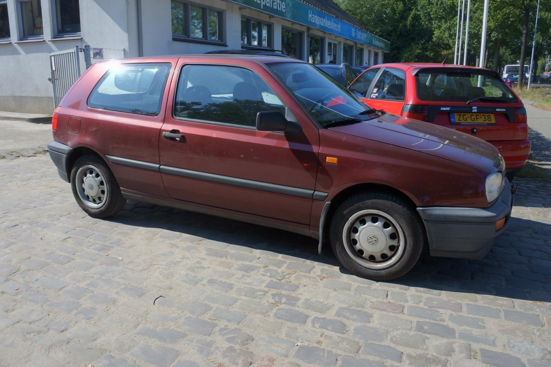 Volkswagen Golf occasion - Van Keulen Auto's