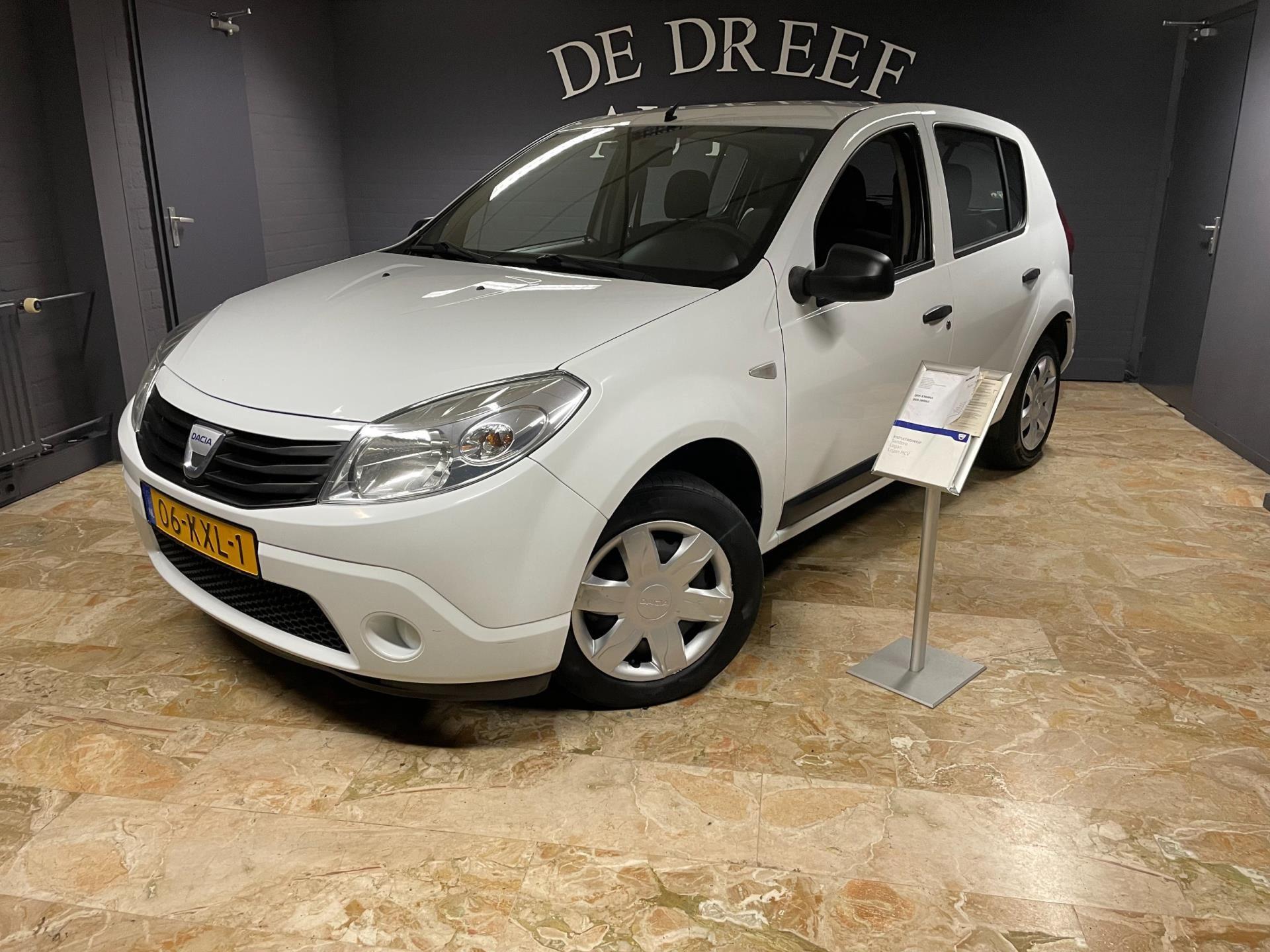 Dacia Sandero occasion - De Dreef Auto's