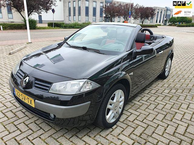 Renault Mégane coupé cabriolet 1.6-16V Tech Line Eerste eigenaar!