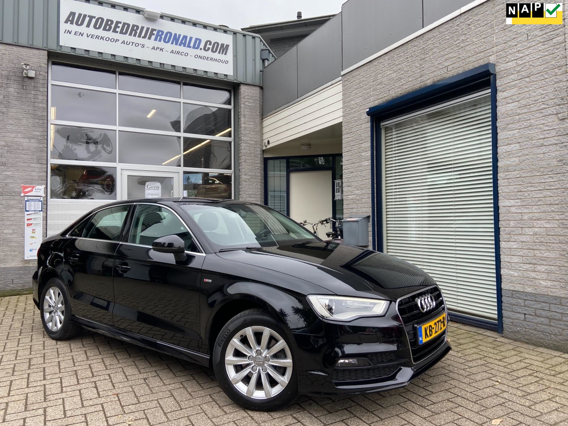 Audi A3 Limousine occasion - Autobedrijf Ronald