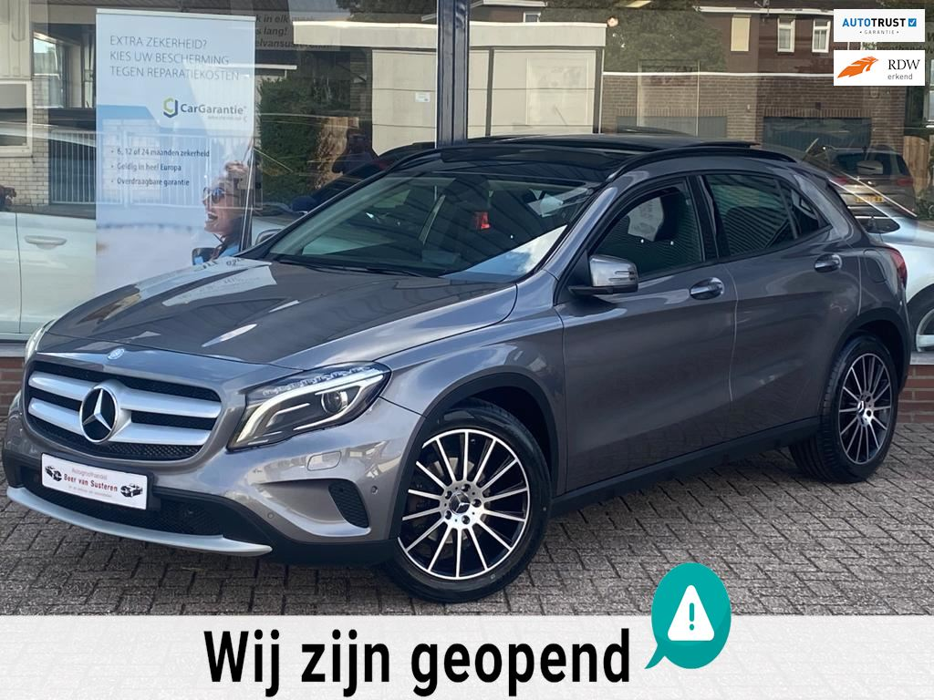 Mercedes-Benz GLA-klasse occasion - Beer van Susteren