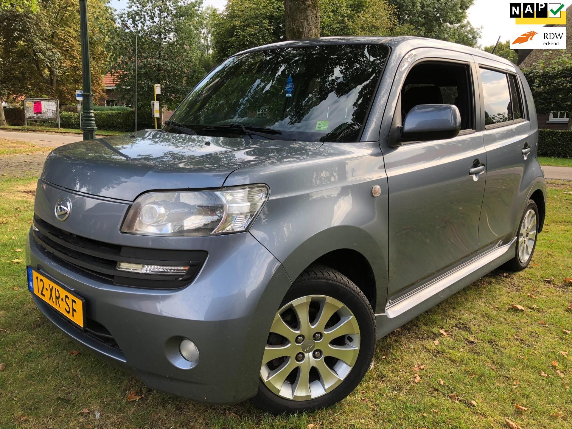 Daihatsu Materia occasion - Versmissen Auto's V.O.F.