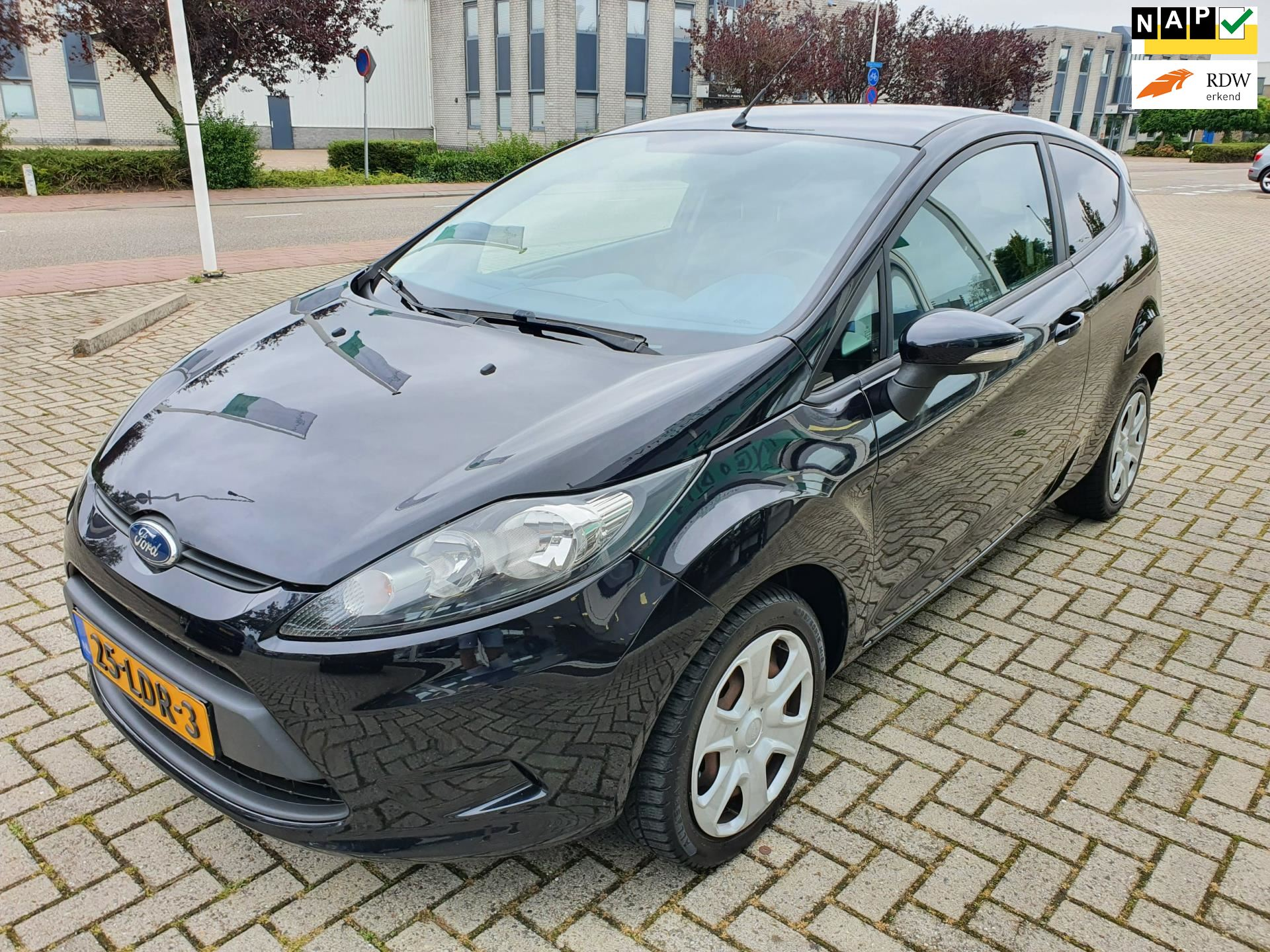 Ford Fiesta occasion - RP Automotive