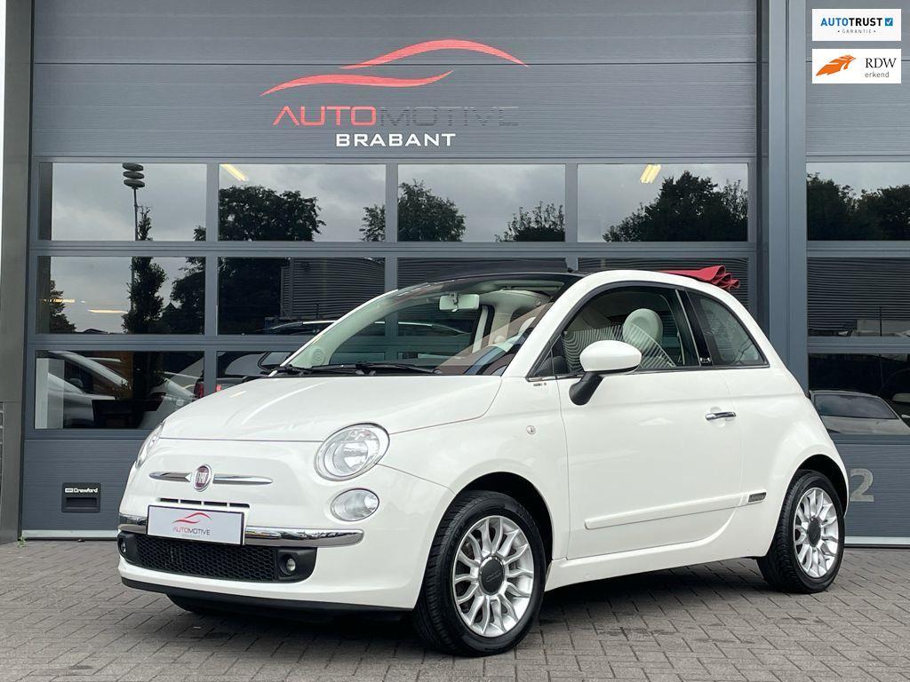 Fiat 500 C occasion - Automotive Brabant