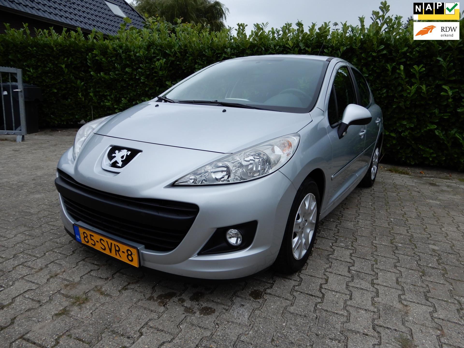 Peugeot 207 occasion - Autobedrijf Nieuwbroek