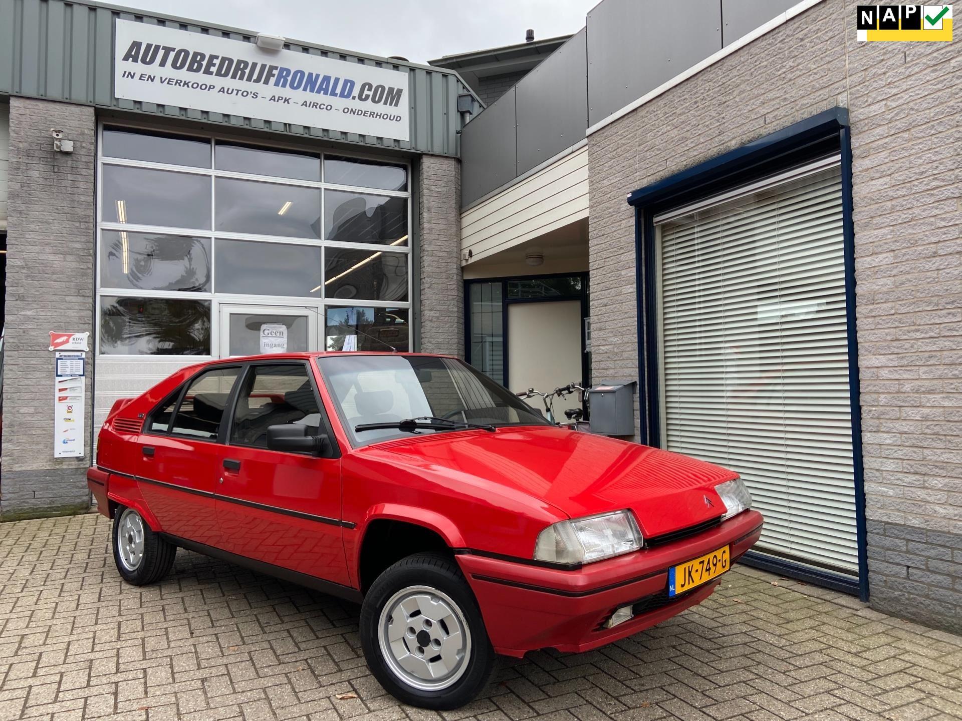 Citroen BX occasion - Autobedrijf Ronald
