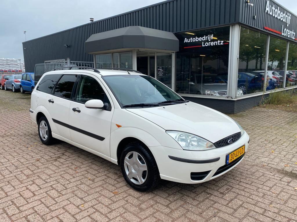 Ford Focus Wagon occasion - Autobedrijf Lorentz