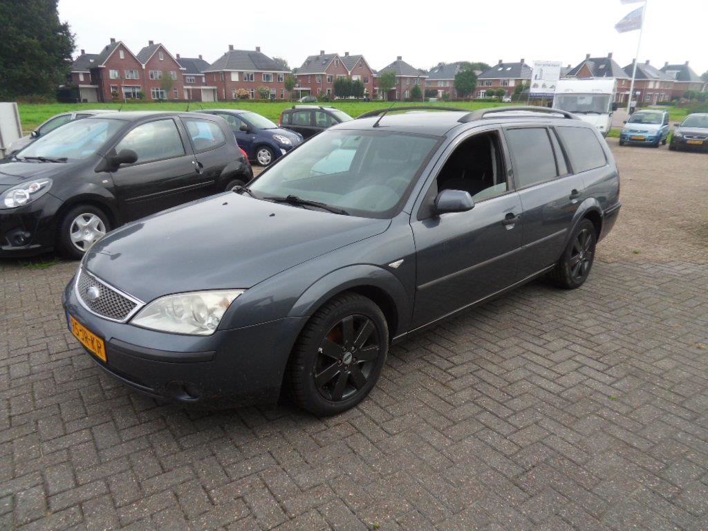 Ford Mondeo Wagon occasion - Luttmer Autoservice