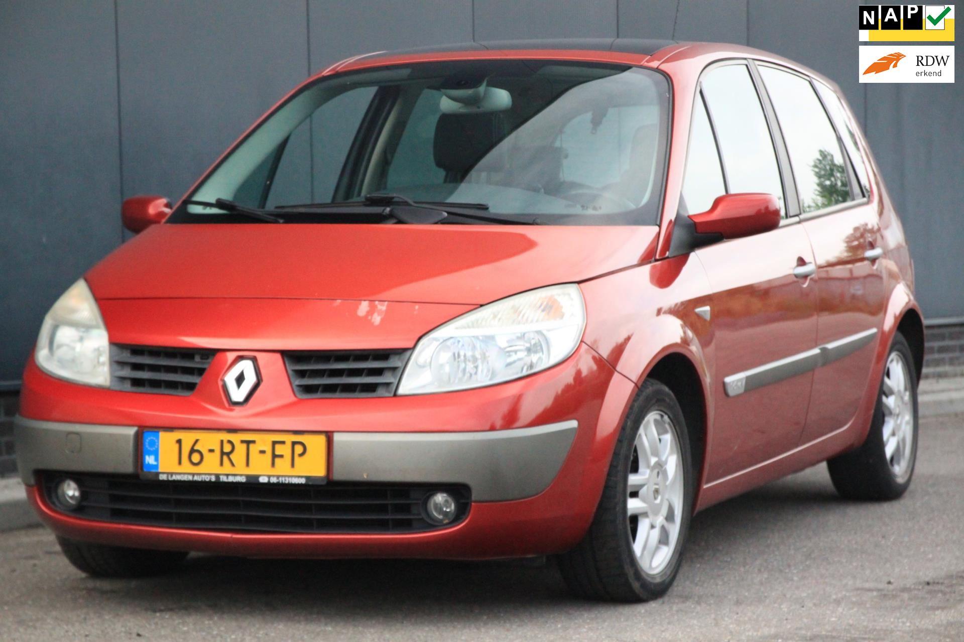 Renault Scénic occasion - Auto Hoeve B.V.