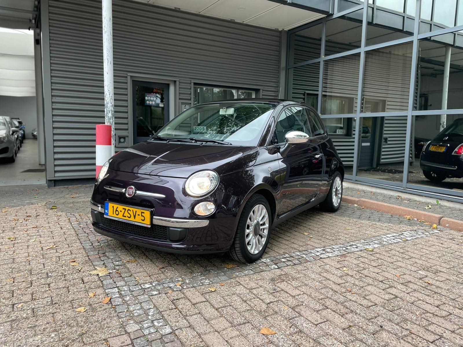 Fiat 500 occasion - Garage Roxs
