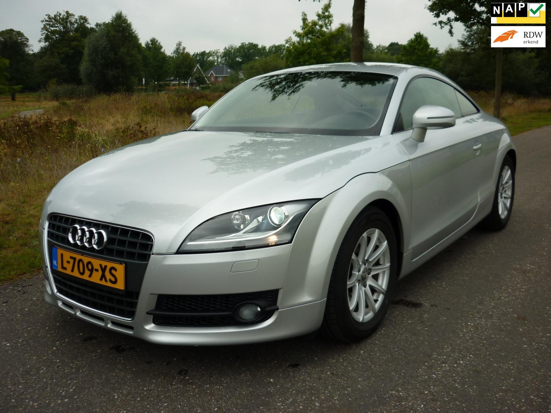 Audi TT occasion - Handelsonderneming Endendijk