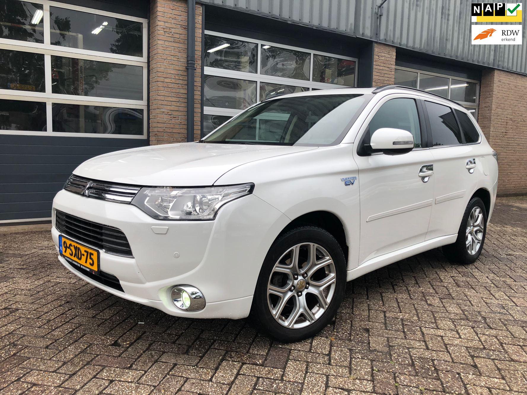 Mitsubishi Outlander occasion - Drost Autobedrijf