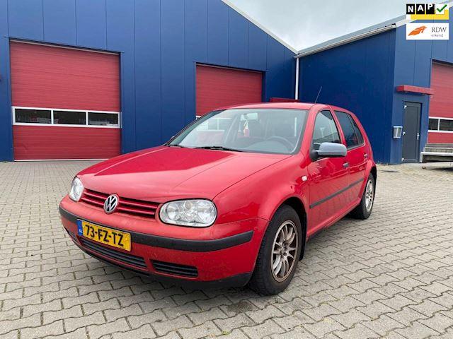 Volkswagen Golf 1.6-16V Trendline