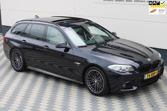 BMW 5-serie Touring 520i M pakket zeer luxe vele opties NAP