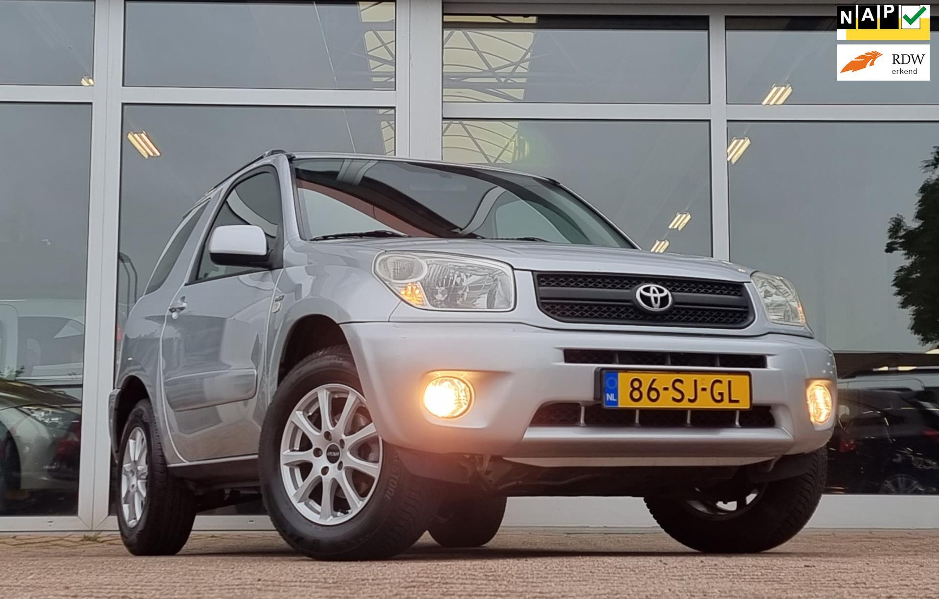 Toyota RAV4 occasion - van den Boog Automotive