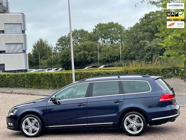 Volkswagen Passat Variant occasion - Jesse de Koning Auto`s