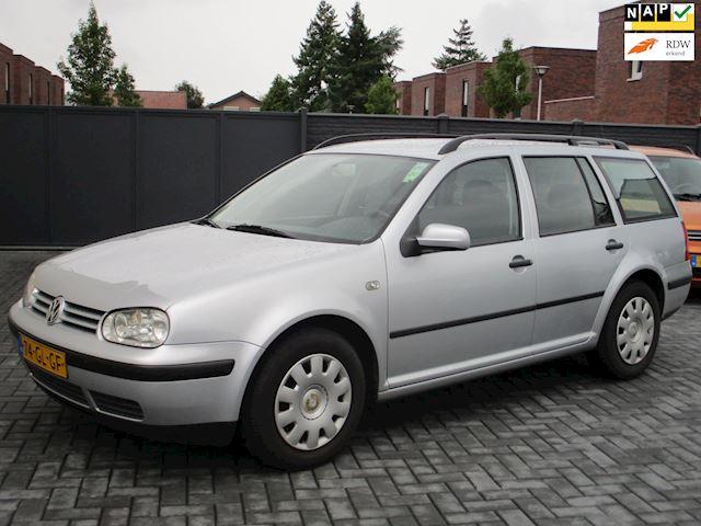 Volkswagen Golf Variant 1.6 Trendline AUTOMAAT 148 DKM 1e EIGENAAR