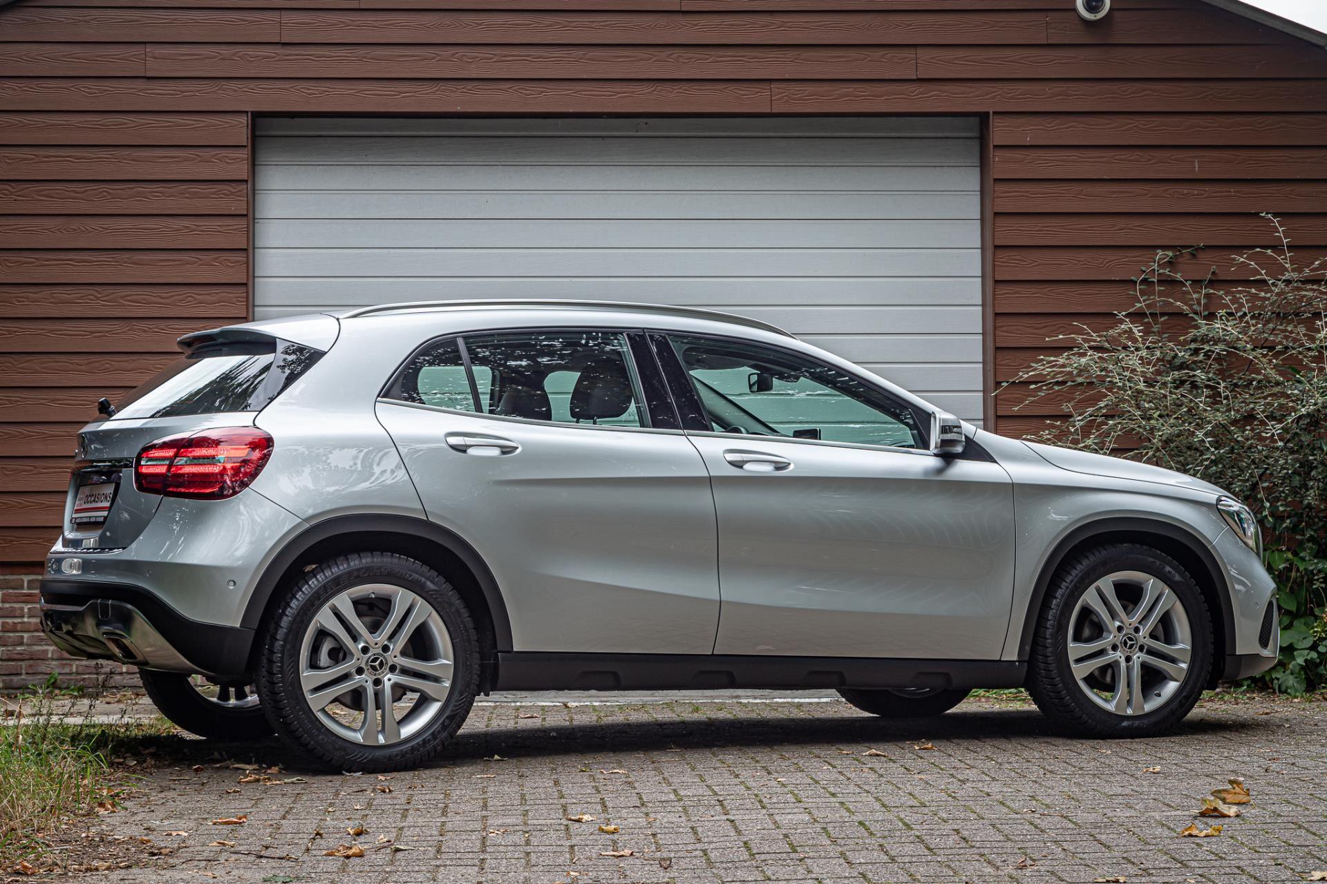 Mercedes-Benz GLA-klasse occasion - Autobedrijf Van Geel