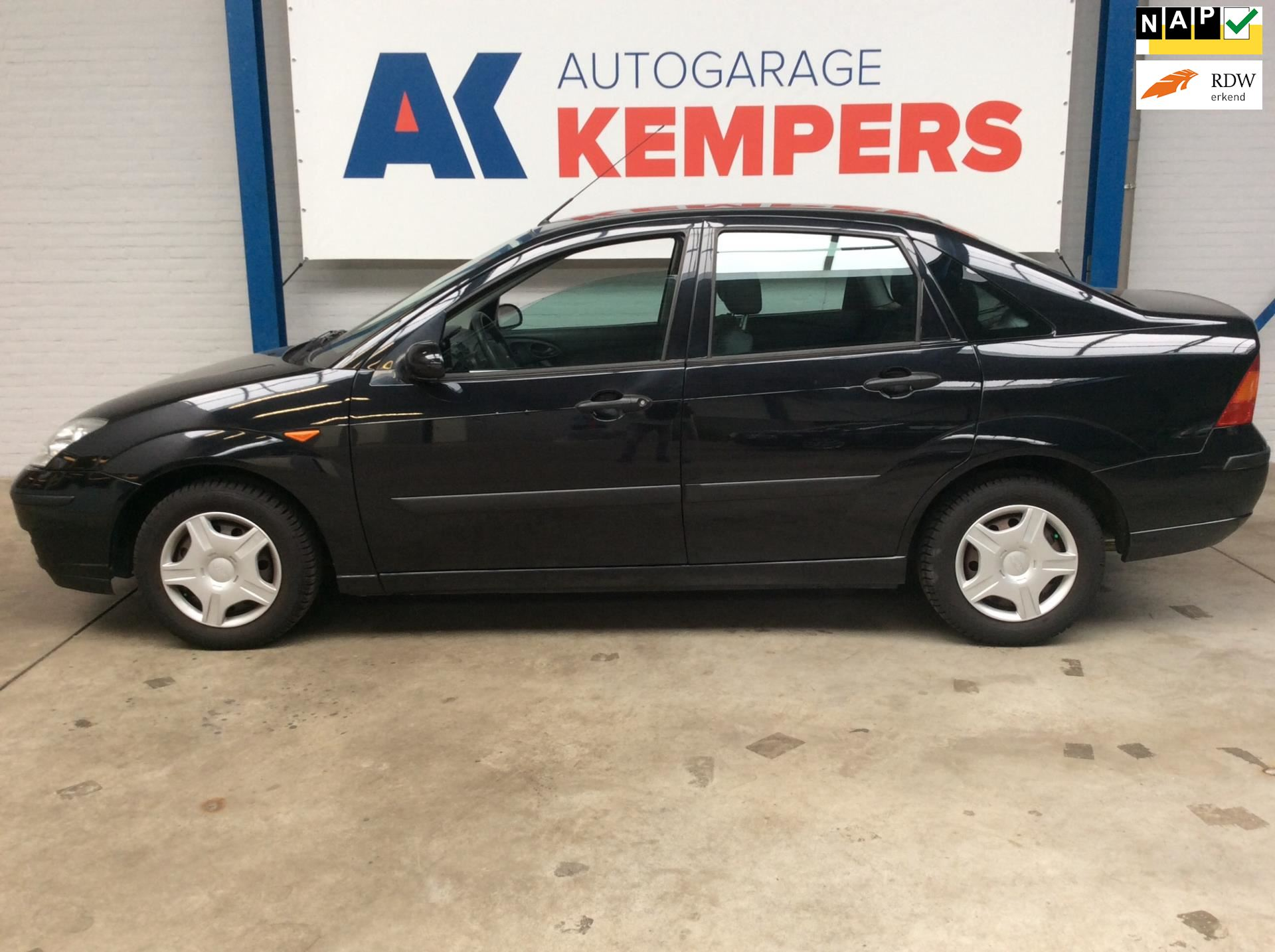 Ford Focus occasion - Autogarage Kempers