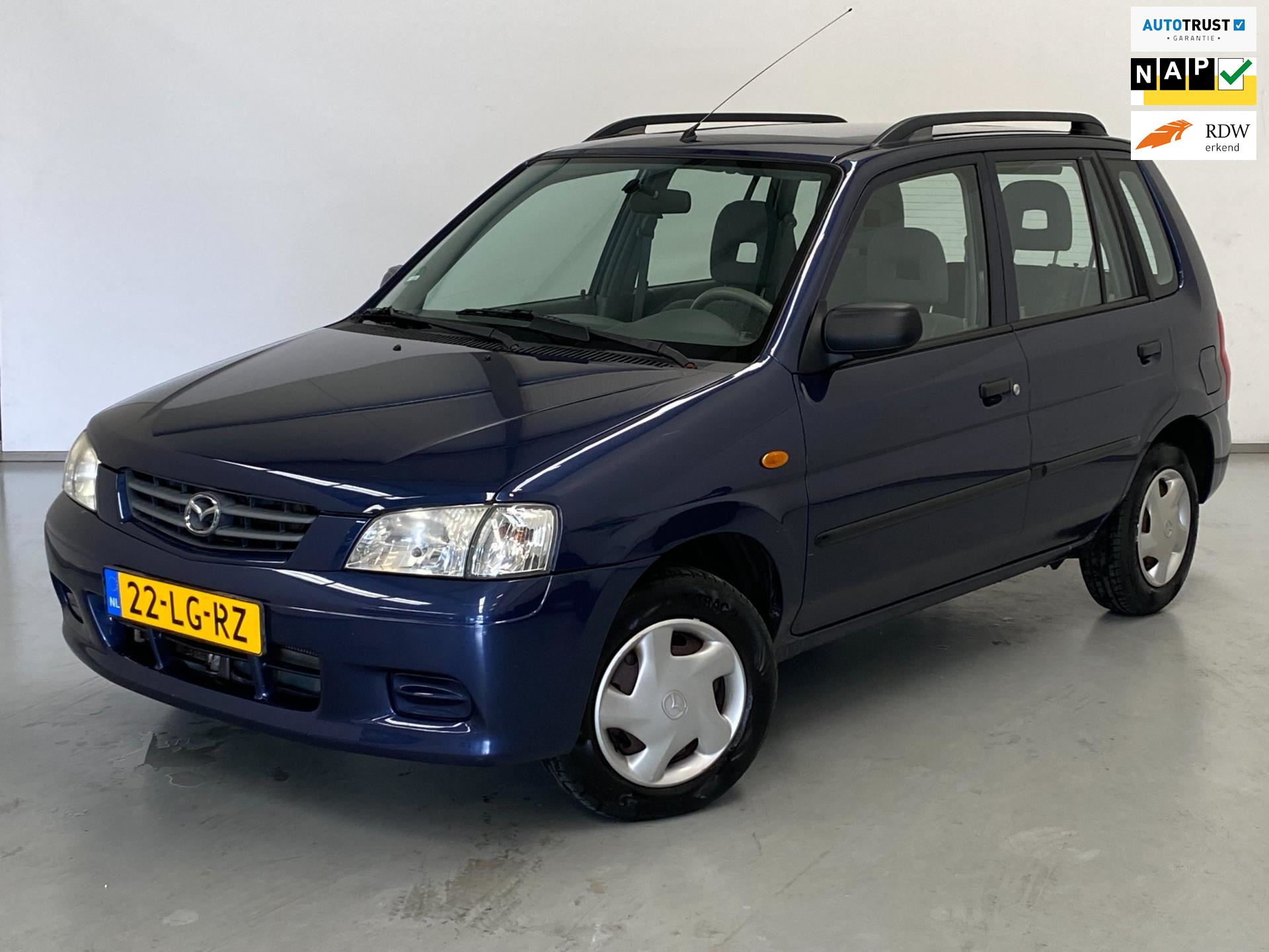 Mazda Demio occasion - Van den Brink Auto's